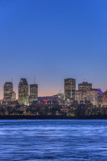 Montreal Skyline by Danita Delimont