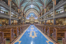 Notre Dame Basilica von Danita Delimont