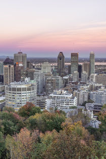 Montreal Sunset by Danita Delimont