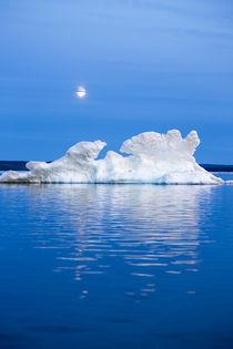 Melting Sea Ice, Repulse Bay, Nunavut Territory, Canada von Danita Delimont