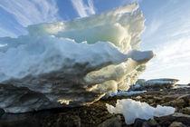 Melting Iceberg, Repulse Bay, Nunavut Territory, Canada von Danita Delimont
