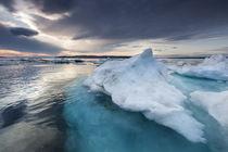 Melting Sea Ice, Hudson Bay, Nunavut Territory, Canada von Danita Delimont