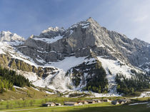 Eng Valley, Karwendel mountain range, Austria by Danita Delimont