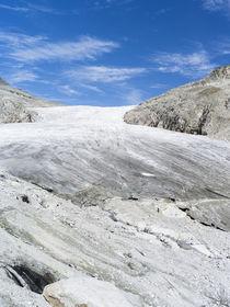 Glacier Obersulzbachkees-Venedigerkees von Danita Delimont
