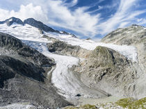Head of valley Obersulzbachtal in Nationalpark Hohe Tauern von Danita Delimont