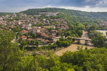 Bulgaria, Central Mountains, Veliko Tarnovo, Asenova, Old Fo... by Danita Delimont