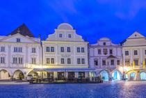 Chesky Krumlov Town Square von Danita Delimont