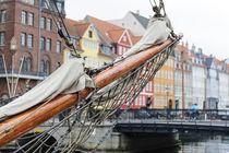 Denmark, Sjaelland, Copenhagen von Danita Delimont