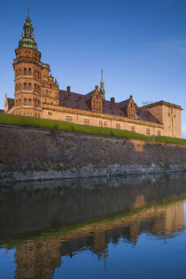 Denmark, Zealand, Helsingor, Kronborg Castle, also known as ... von Danita Delimont