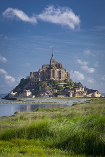 Mont Saint-Michel, Normandy, France von Danita Delimont