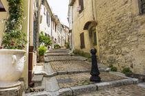 France, Arles, Street scene. by Danita Delimont