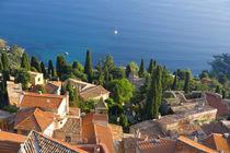 Eze, Cote d'Azur, France von Danita Delimont