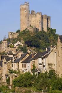 Najac, Aveyron, France von Danita Delimont