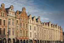 France, Pas de Calais, Arras, Place des Heroes, morning. by Danita Delimont