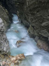 Hoellentalklamm gorge near Garmisch-Partenkirchen,Germany von Danita Delimont