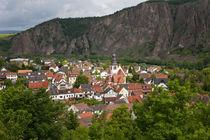 Ebernburg, Rhineland-Palatinate, Germany von Danita Delimont