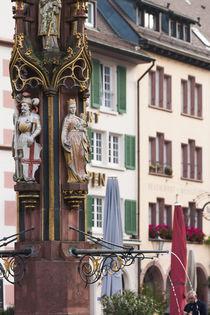 Germany, Baden-Wurttemburg, Black Forest, Freiburg-im-Breisg... von Danita Delimont