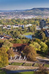 Germany, Baden-Wurttemburg, Stuttgart, Hohenpark Killesberg,... von Danita Delimont