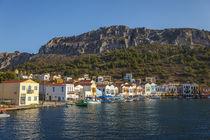 Castellorizo Island, Megisti, Greece von Danita Delimont