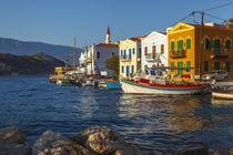Castellorizo Island, Megisti, Greece by Danita Delimont