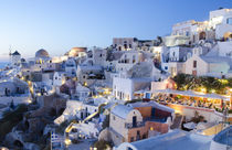 Greece, Santorini, Oia by Danita Delimont