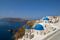 Greece, Santorini by Danita Delimont
