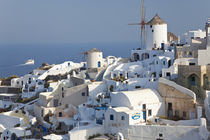 Oia, Santorini, Cyclades islands, Greece von Danita Delimont