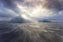Europe, Iceland, Jokulsarlon Glacier Lagoon by Danita Delimont