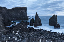 North Atllantic coast at Reykjanesviti, Iceland von Danita Delimont