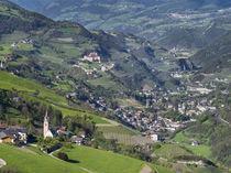 Saeben monastery near Klausen,south tyrol, italy von Danita Delimont