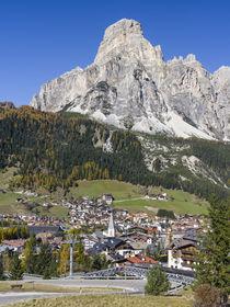 Corvara in Alta Badia, Italy by Danita Delimont