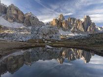 Nature Park Fanes Sennes Prags, Italy by Danita Delimont