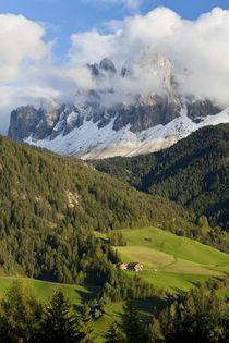 Italy, near Bolzano, Val di Funes, St von Danita Delimont