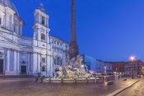 Piazza Navona von Danita Delimont