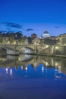Twilight Ponte Vittorio Emanuele by Danita Delimont