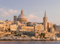Valletta, the capital of Malta by Danita Delimont