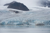 Norway, Barents Sea, Svalbard, Spitsbergen, Lilliehook Glacier by Danita Delimont