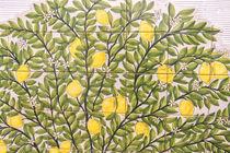 Portugal, Evora, hand painted ceramic tile mural von Danita Delimont