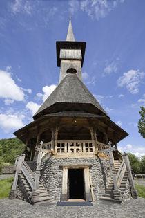 Barsana Monastery, Romania, maramuers by Danita Delimont