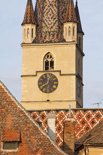 Sibiu, Hermannstadt in Transylvania, Romania von Danita Delimont