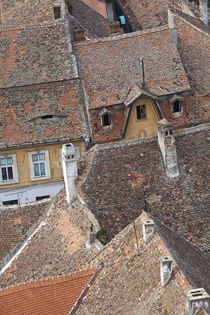 Sibiu, Hermannstadt in Transylvania, Romania by Danita Delimont