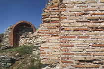 Romania, Black Sea Coast, Histria, ruins of oldest Romanian ... von Danita Delimont