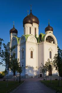 Russia, Saint Petersburg, Pushkin-Tsarskoye Selo, Saint Cath... von Danita Delimont