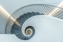 Spiral Staircase by Danita Delimont