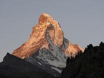 Switzerland, Zermatt, The Matterhorn von Danita Delimont