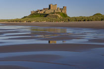 Bamburgh Castle, North Umbria, England, UK von Danita Delimont