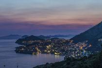 Twilight Dubrovnik von Danita Delimont