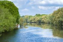 Emajogi River, Tartu, Estonia, Baltic States von Danita Delimont