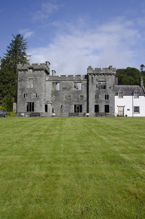 Scotland, Inner Hebrides, Isle of Skye, Armadale Castle & Ga... by Danita Delimont