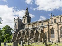 Dunfermline Abbey, Dunfermline, scotland by Danita Delimont